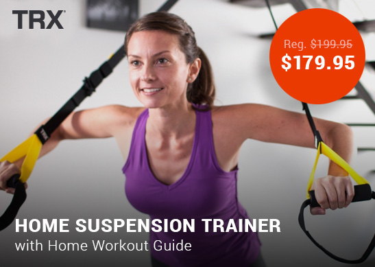 TRX Home Suspension Trainer, TRXHOMEKIT