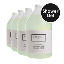 Beekman 1802 Fresh Air Shower Gel (Case of 4 gallons)