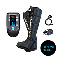 NormaTec Pulse 2.0 Leg Recovery Package