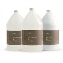 Zogics Organics Body Care (Cases of 4 gallons)