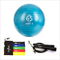 Zogics Fitness Essentials Bundle