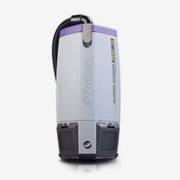 ProTeam Super Coach Pro 10, Backpack Vacuum with HEPA Filtration